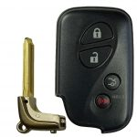Lexus High Security Key Cut and Program