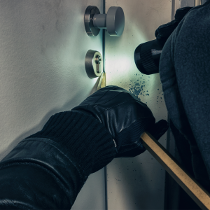 Locksmiths can repair burglary install new lock hardware